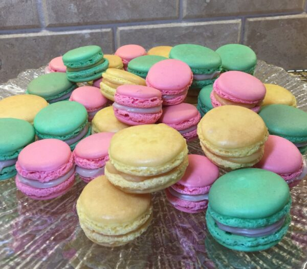 Just look at those feet! Perfect Macarons every time you bake them. We will teach you how.