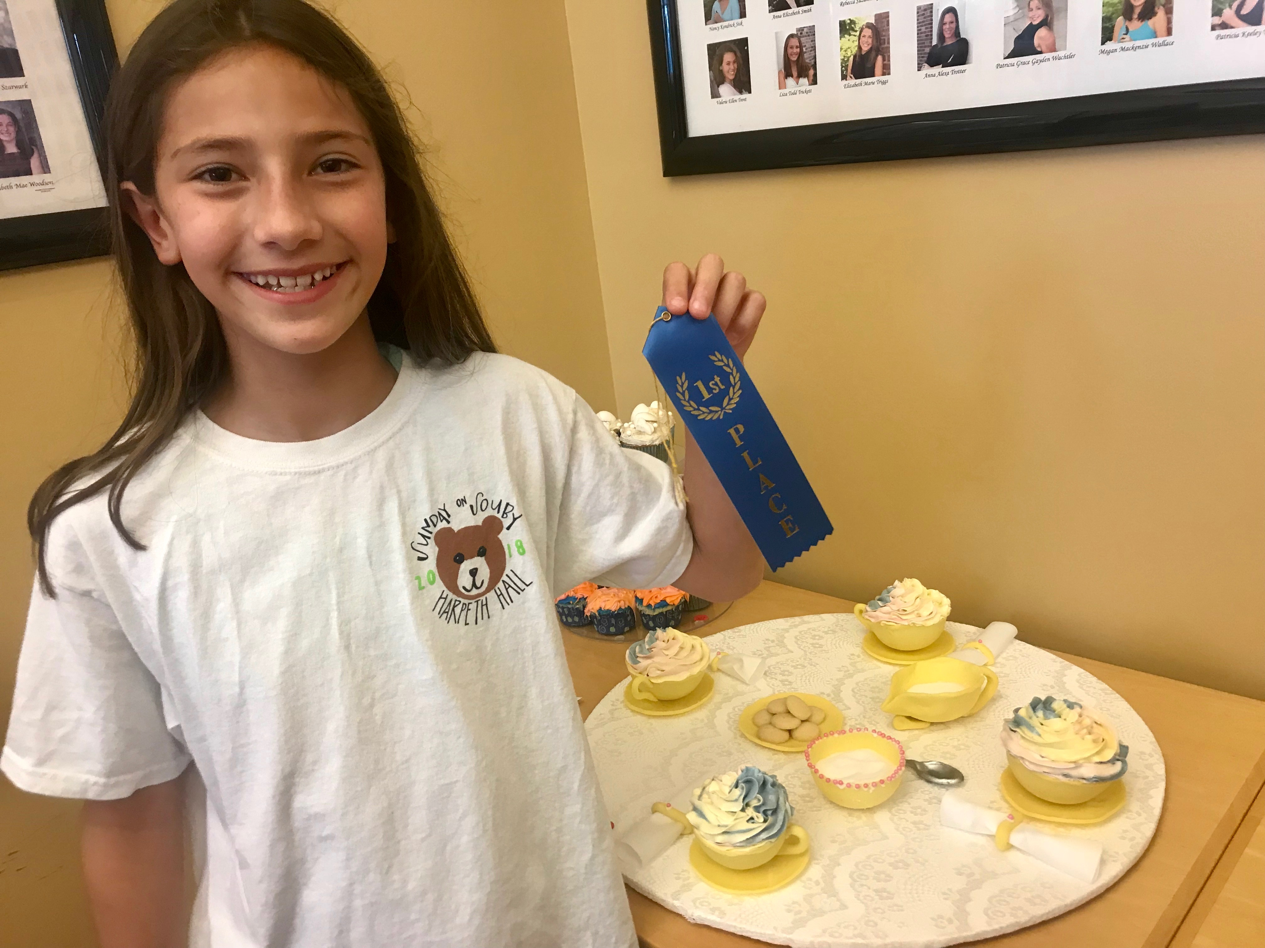 Eat The Art Baking Student Takes First Place