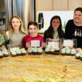 Cupcake baking and decorating parties. We teach you to frost your sweet treats and to decorate them. You get to choose the theme of the party and the flavor of the cupcakes!
