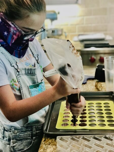 Chocolate experiences for children and adults