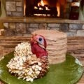 Food artist and chef Heather Longpre creates edible art to fit the occasion